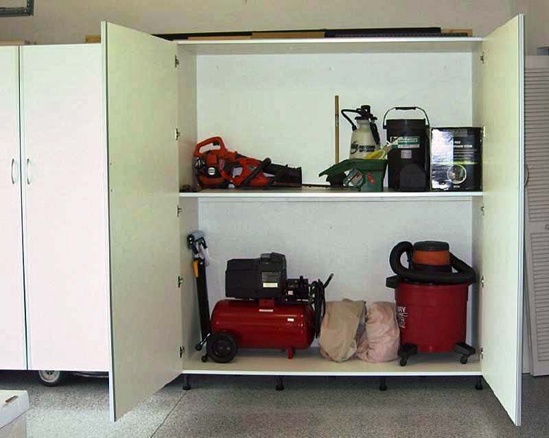 Custom Garage Storage And Cabinets For Homes In Sarasota